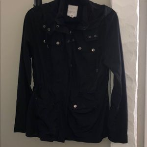 Black light, weather jacket